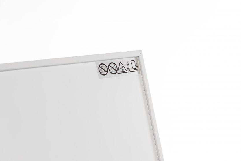 360 Watt Slimline White