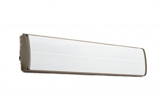 1800 Watts White Alpha Bar Heater