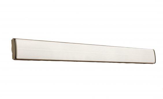2400 Watts White Alpha Bar Heater