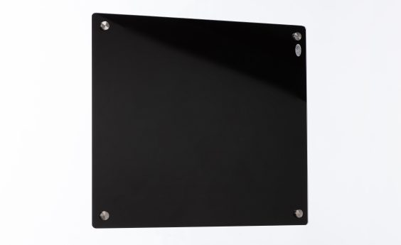 300 Watt Black Glass
