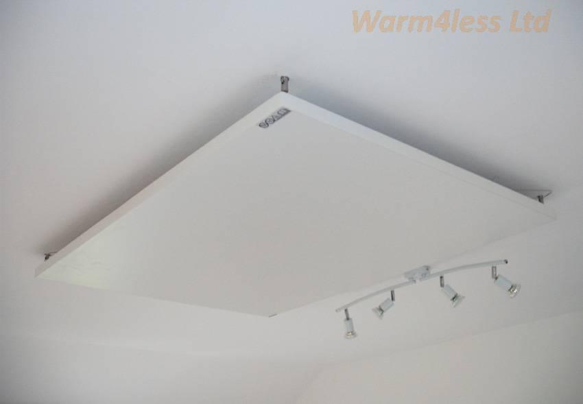 Infrared Heating in Passive House (Passivhaus)