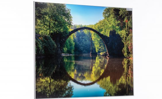 1200 Watts Arch Reflection Panel