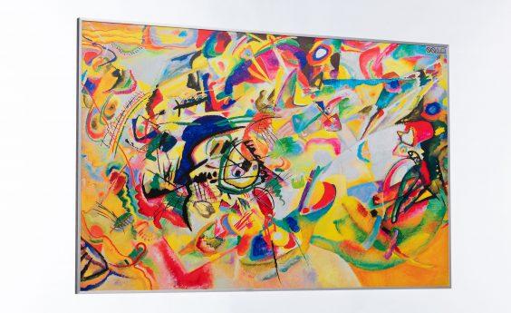 960 Watts Kandinsky Composition Panel