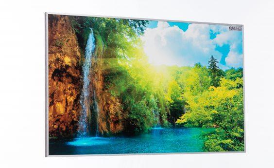 600 Watts Waterfall Panel