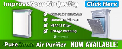 PureHome65 – The latest In Air Purifying Technology