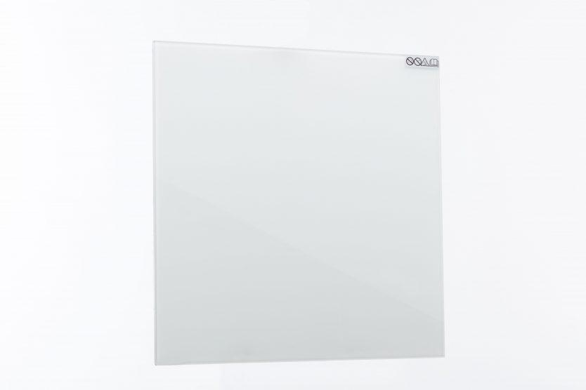 300 Watt White Glass