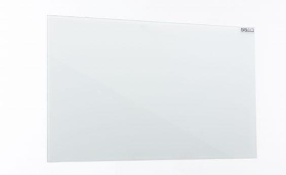 580 Watt White Glass