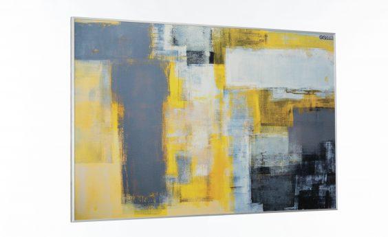 960 Watts Yellow and Grey Panel