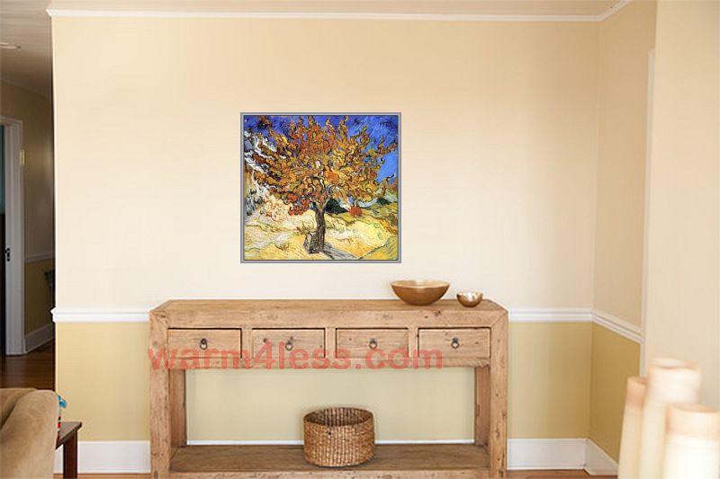320 Watts Mulberry Tree Panel