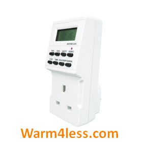 Plug-in Timer Controller