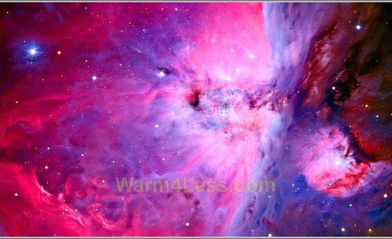 960 Watts Star Nebula Panel